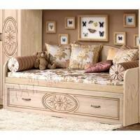 Кровать двуместная 1900 Василиса